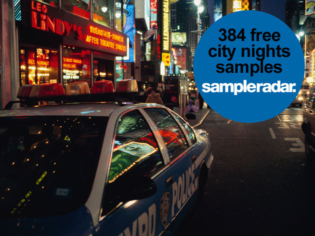 384 free city nights samples