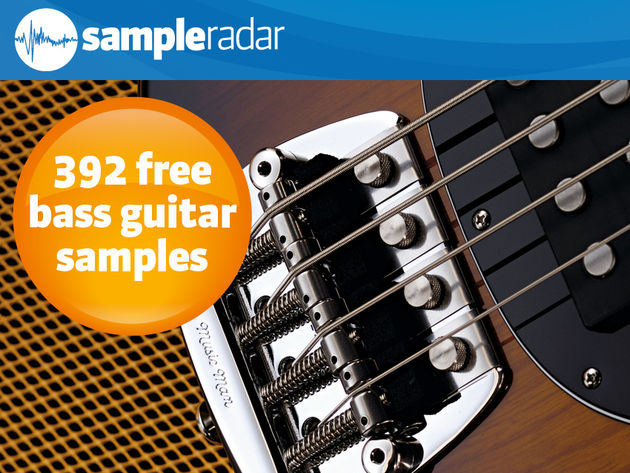 392 free bass guitar samples