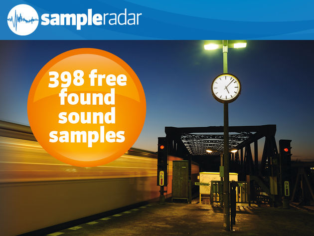 398 free found sound samples