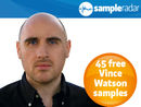 SampleRadar: 45 free Vince Watson techno samples