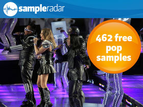 SampleRadar: 462 free pop samples