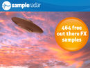 SampleRadar: 464 free out there FX samples