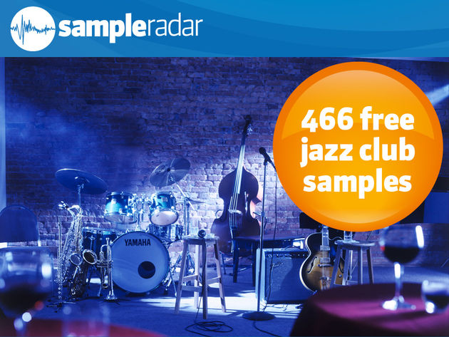 466 samples gratuits de club de jazz