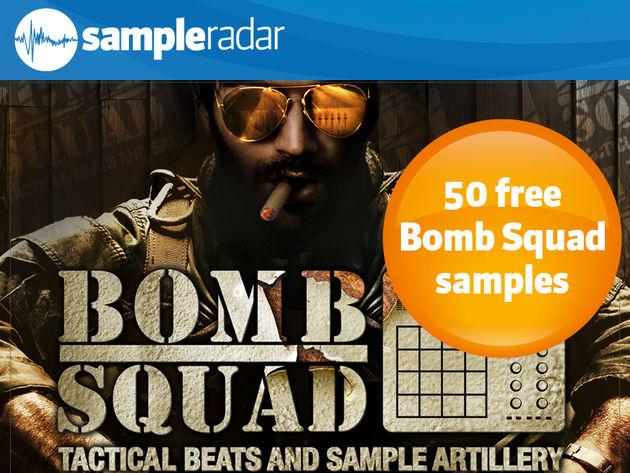 50 samples Bomb Squad gratuits