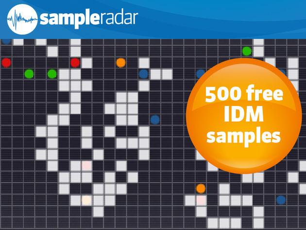 500 free IDM samples