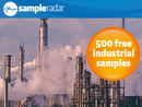SampleRadar: 500 free industrial samples