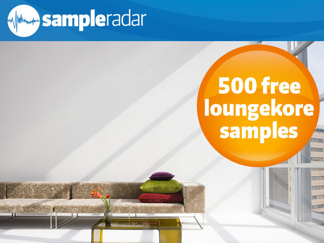 500 samples gratuits de loungekore