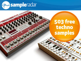 SampleRadar: 503 free techno samples