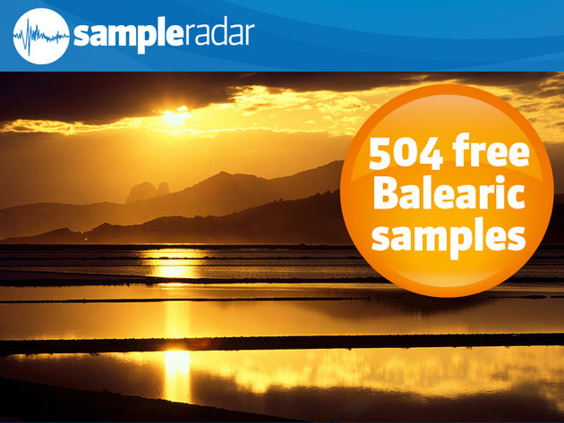 504 free Balearic bliss samples