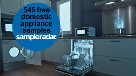 SampleRadar: 545 free domestic appliance samples