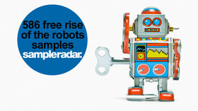 SampleRadar: 586 free rise of the robots samples