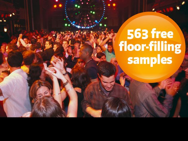 563 free floor-filling samples