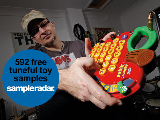 592 free tuneful toy samples