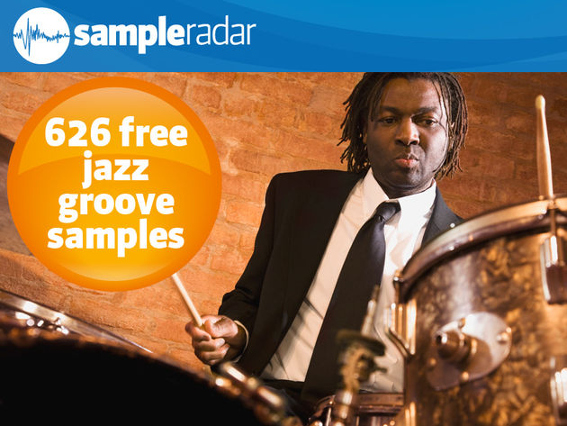626 free jazz groove samples