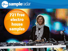 SampleRadar: 721 free electro house samples