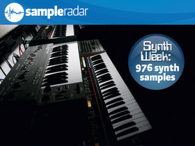 SampleRadar: 976 free classic synth samples