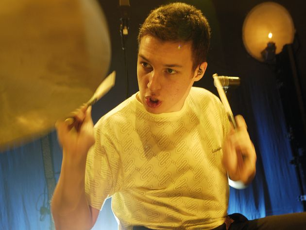 Arctic Money: Matt Helders