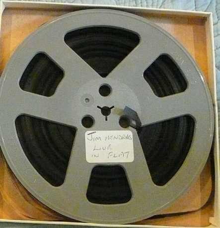 Jimi hendrix tape