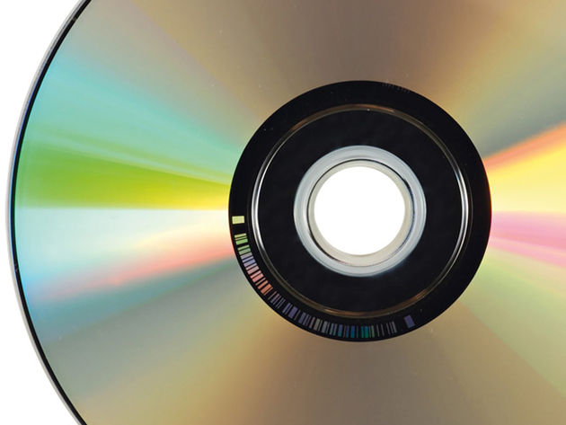 14% of the average CD collection had been ripped or burnt