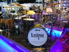 Ludwig liverpool 4 drums
