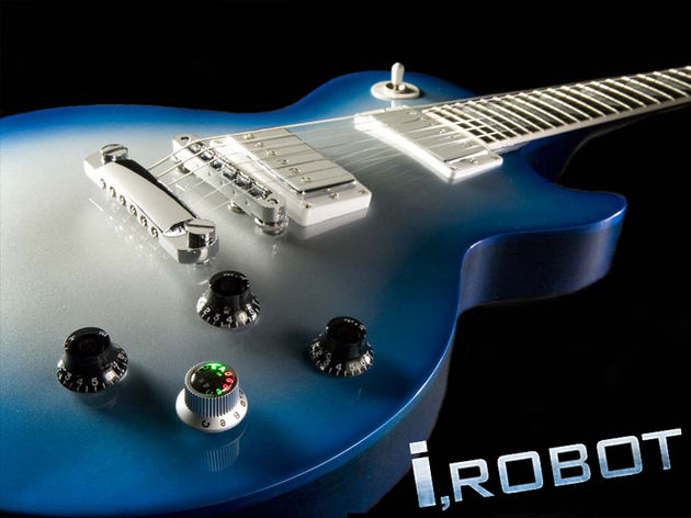 Gibson's I Robot. Will Smith not included...