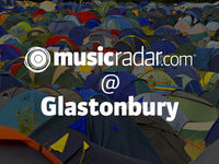 Glastonbury 2009: day one photo gallery