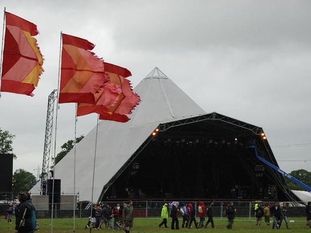 Glastonbury's Pyramid Stage: Blur and Oasis for a double-headliner, anyone?