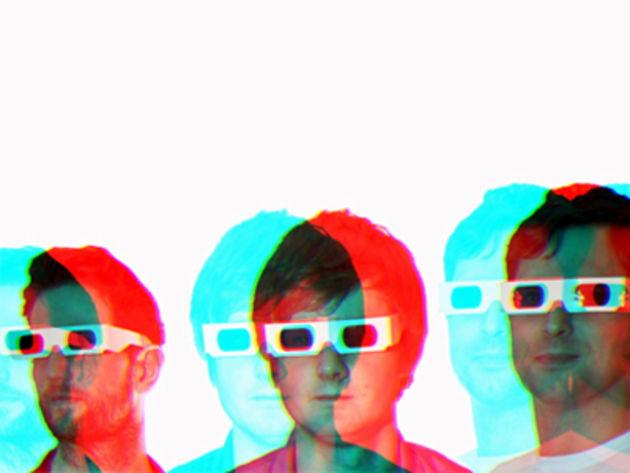 3D Keane: groovy
