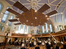Win a weekend masterclass at AIR Studios!