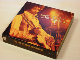 Jimi hendrix boxset