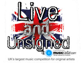 MusicRadar.com partners with the UK's biggest unsigned music competition!