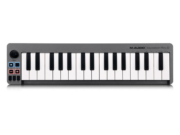 M-Audio Keystation Mini 32 (£55)