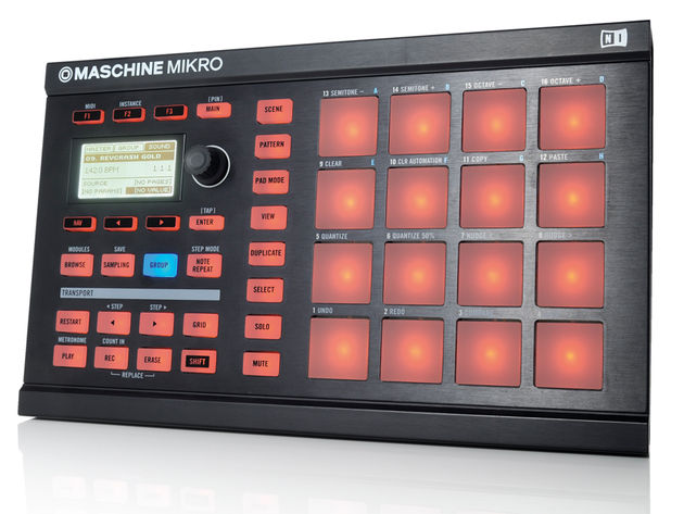 Native Instruments Maschine Mikro (£299)