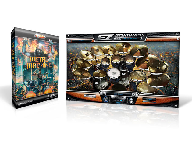 Toontrack Metal Machine EZX (£55)