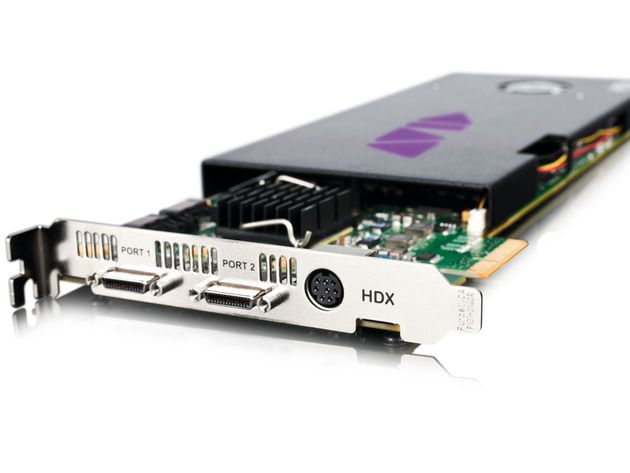 The new Pro Tools|HDX hardware system is as powerful you'd expect considering its mighty price tag.