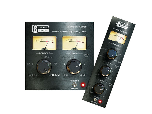 RC-Tube is available both as a standalone plug-in and as an option within the full VCC package.