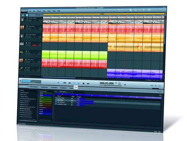 Magix Music Maker MX Premium (£90)