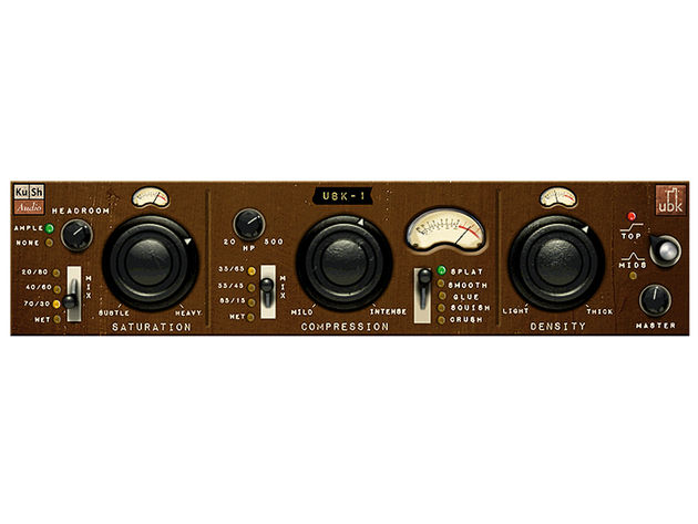 Kush Audio UBK-1 (PC/Mac, £90)