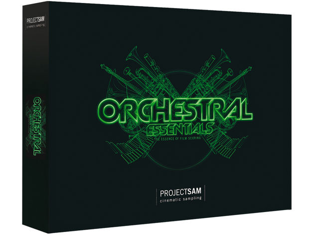 ProjectSAM Orchestral Essentials  (£359)