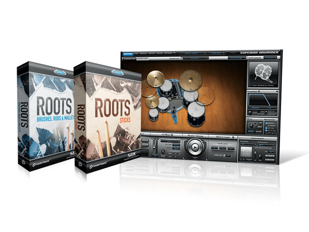 Roots is a brilliantly flexible drum library.