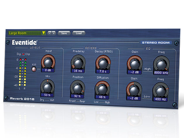 Eventide 2016 Stereo Room (£159)