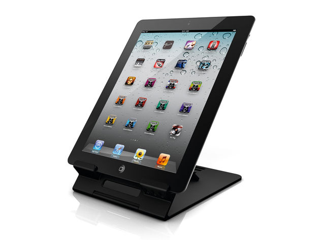 iPad stands aren't the most glamorous items, but IK Multimedia's iKlip Studio is a very good one.