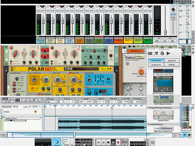 Propellerhead Reason 6.5 (£349)