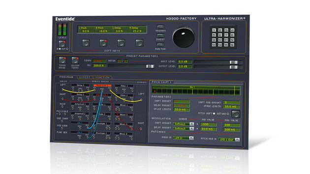 Eventide H3000 native plugin
