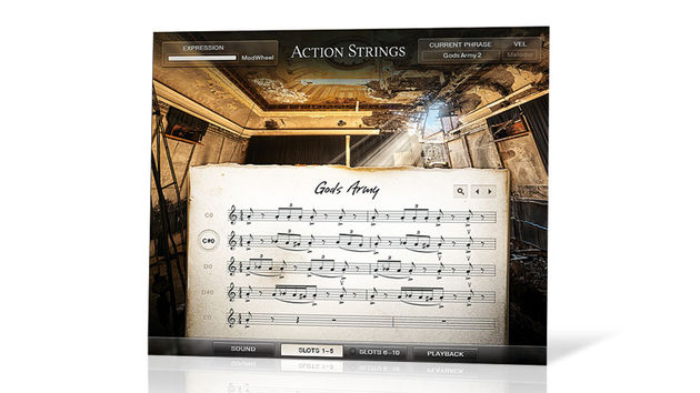 Native Instruments Action Strings