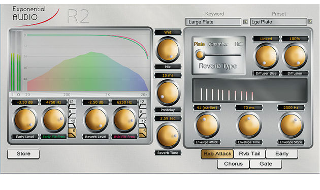 Exponential Audio Phoenix Verb (PC/Mac, $199)
