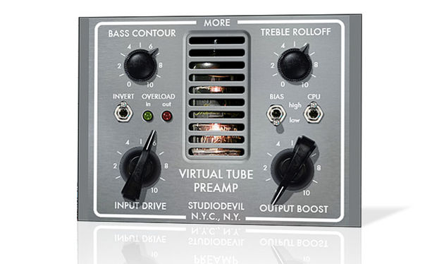 VTP warms up your digital sounds and acts like 'audio glue', melding parts together in a natural-sounding way