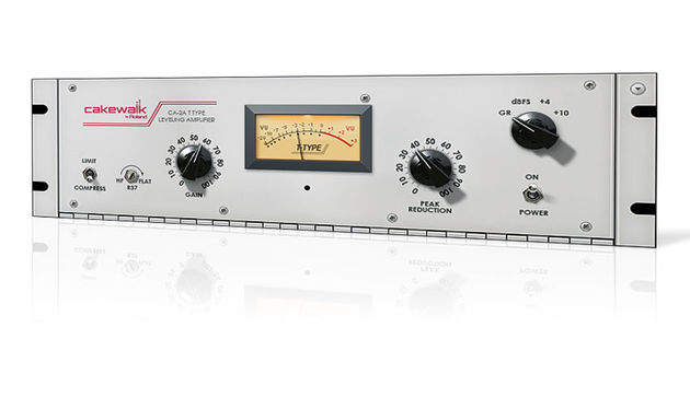 Cakewalk CA-2A T-Type Leveling Amplifier