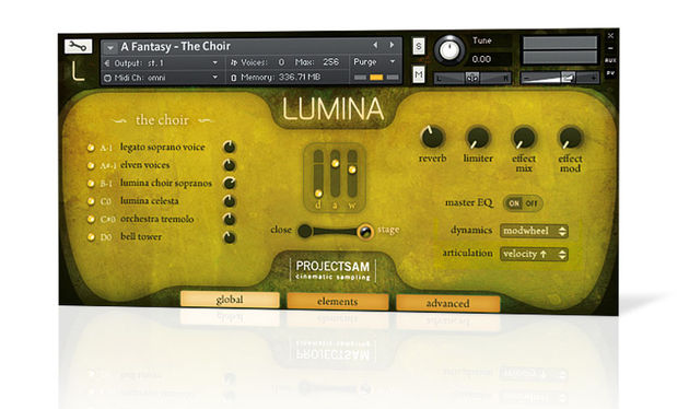 ProjectSAM Lumina