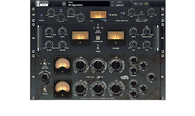 Slate Digital Virtual Bus Compressors